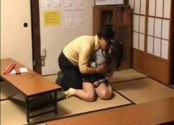 そろばん教室でJSが処女喪失レイプされている映像がヤバすぎると話題に・・・